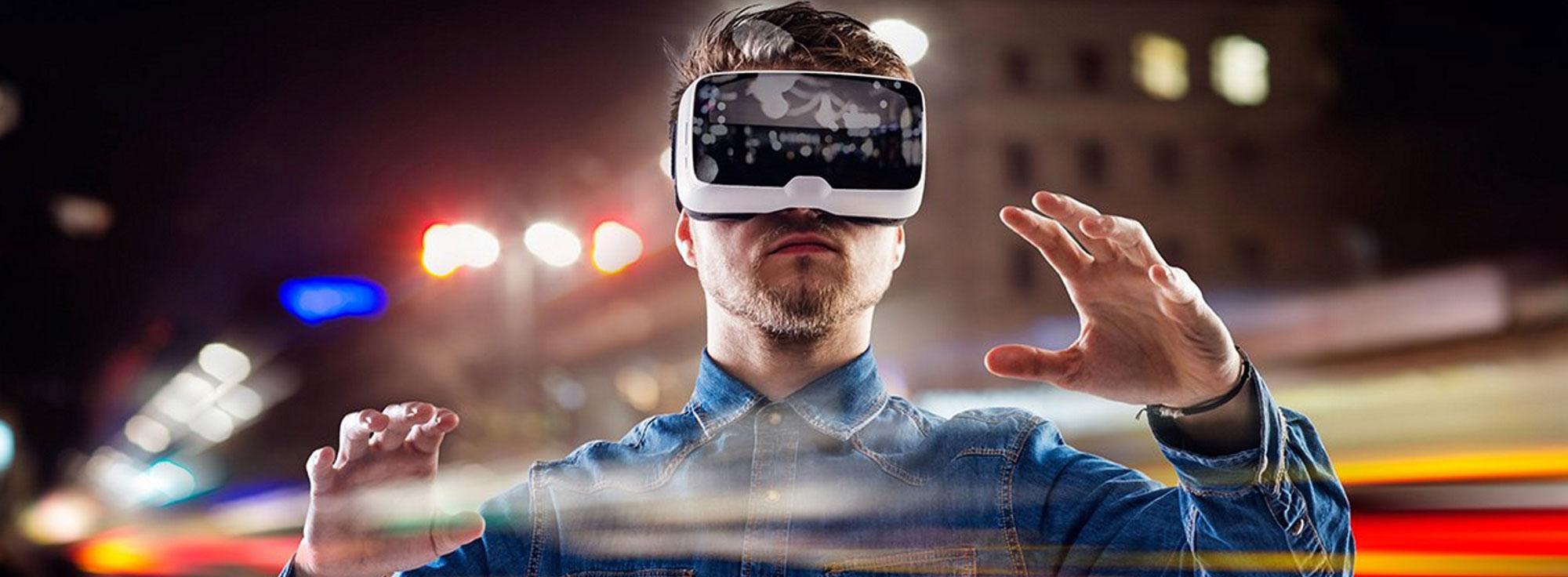 Realtà Virtuale e visori VR Torino