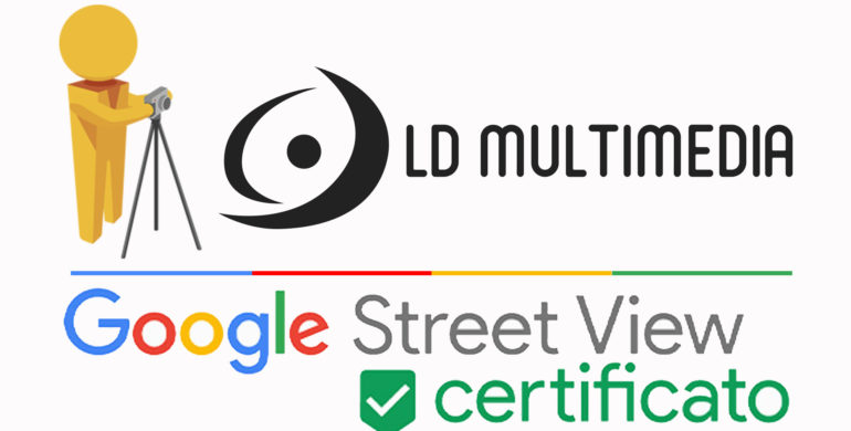Certificati Google Street View