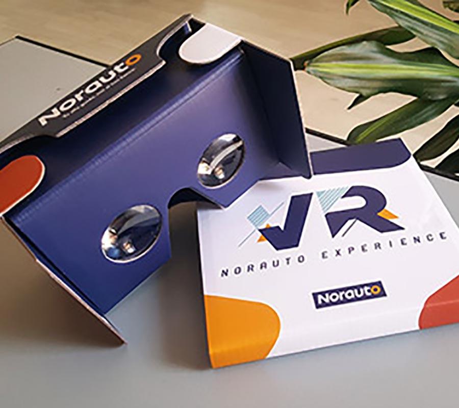 Fornitura Cardboard Norauto