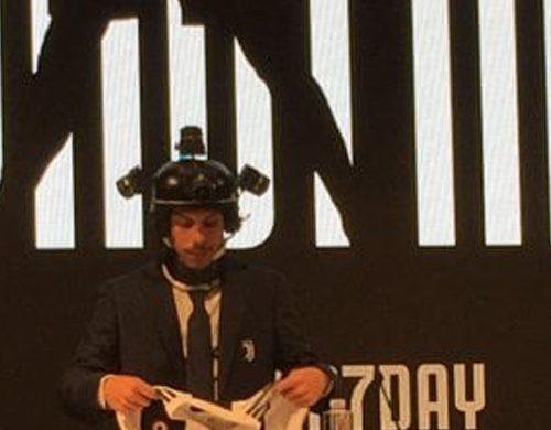 Presentazione Ronaldo VR