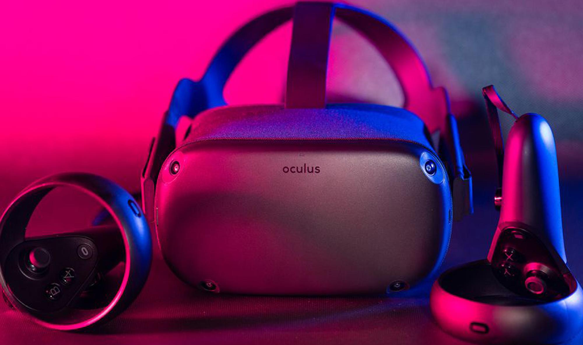 Noleggio visori VR Oculus Quest