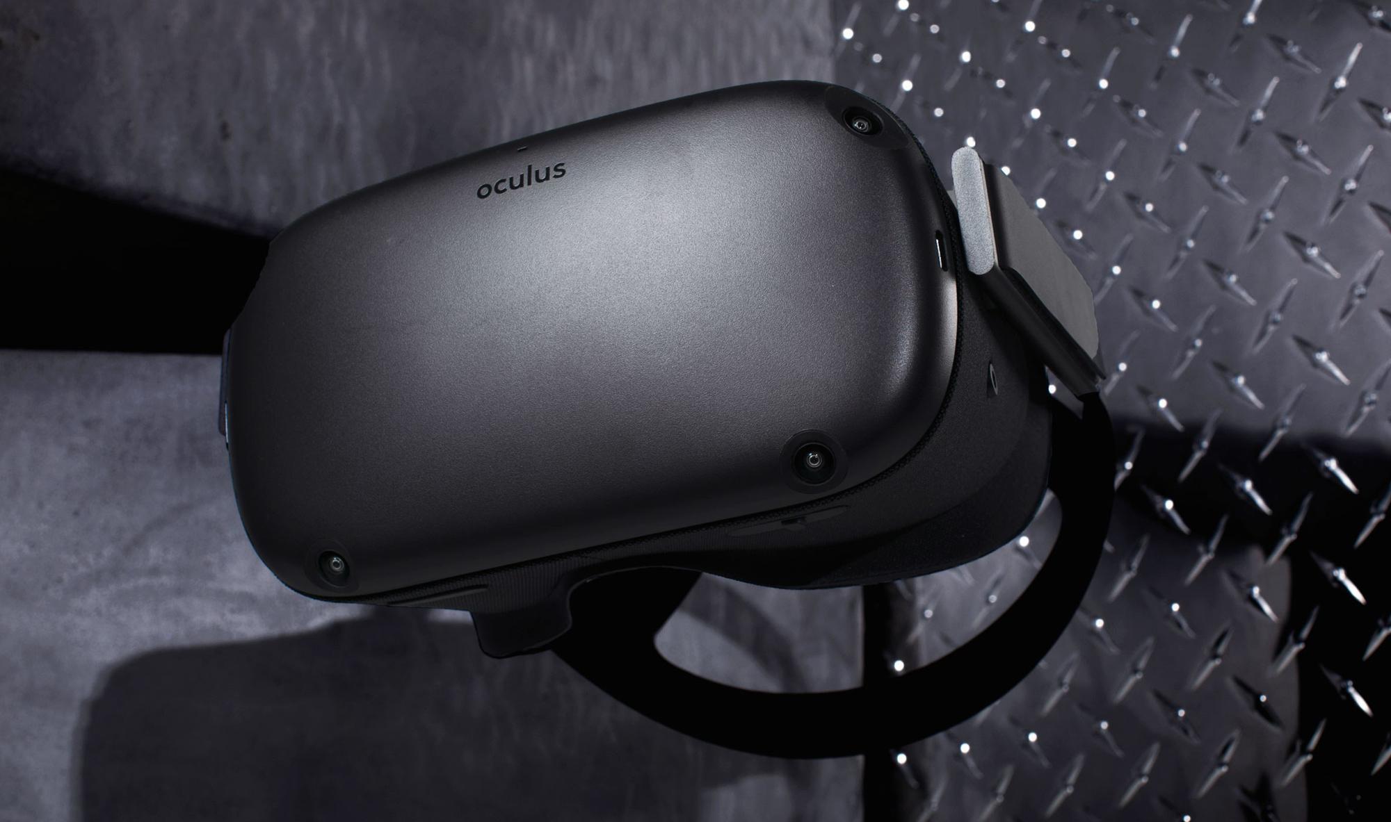 Visori Oculus Quest a noleggio