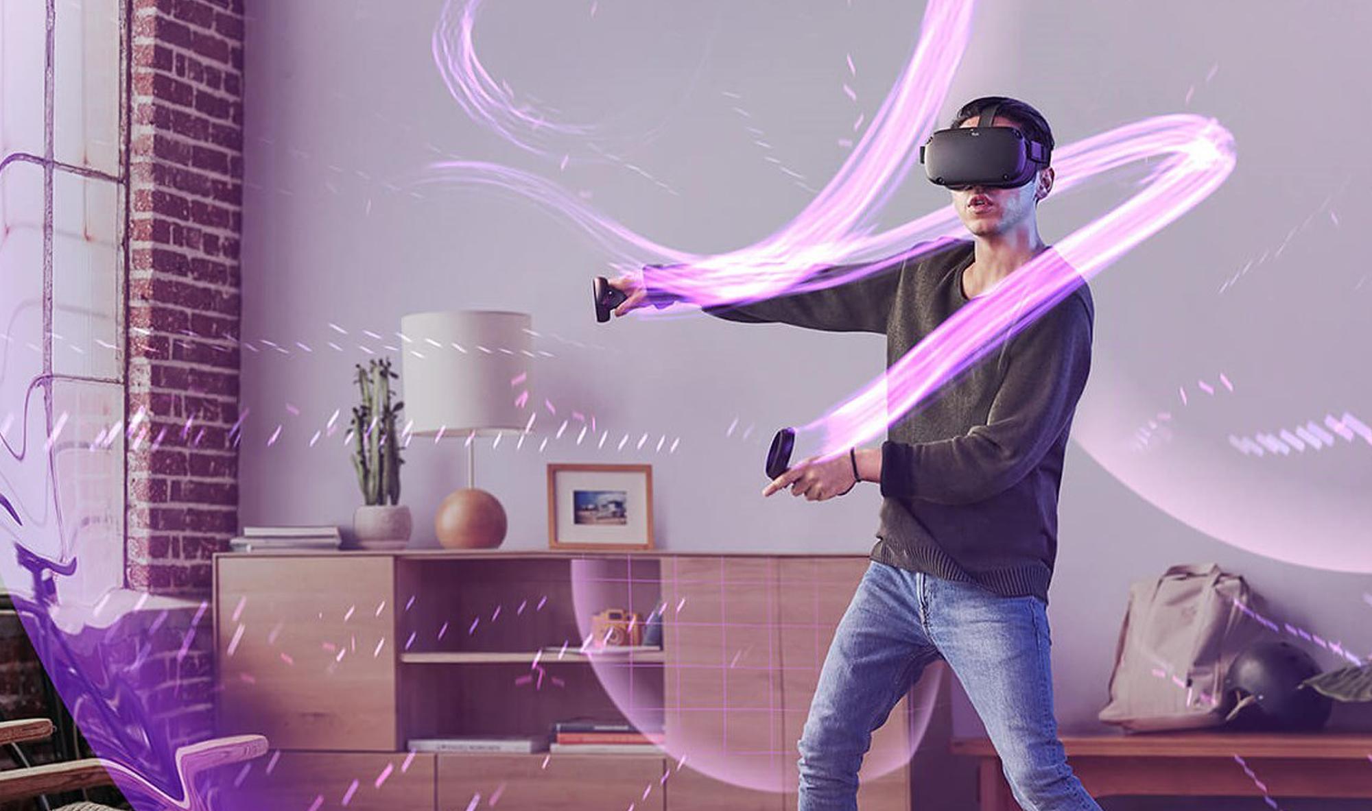 Noleggio Oculus Quest