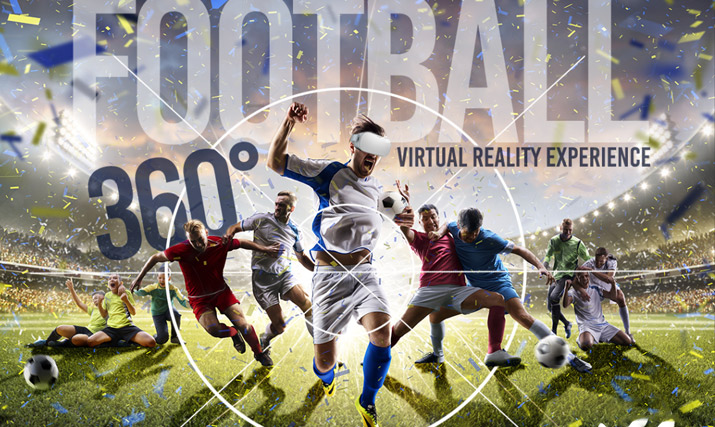 Realtà Virtuale per Eventi Sportivi