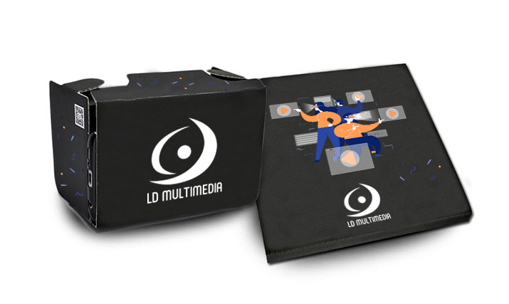Cardboard personalizati